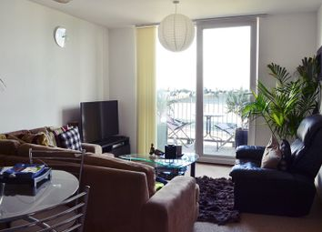 Thumbnail 2 bed flat for sale in Stillwater Drive, Sportcity, Manchester