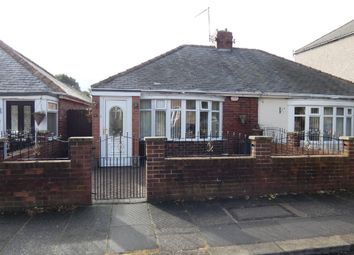 Thumbnail 2 bed semi-detached bungalow to rent in Church Lane, Ferryhill