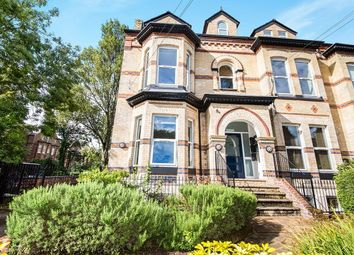Thumbnail 1 bedroom flat for sale in Alness Road, Whalley Range, Manchester