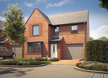 "Thumbnail 4 bed detached house for sale in ""Millford"" at Langaton Lane, Pinhoe, Exeter"