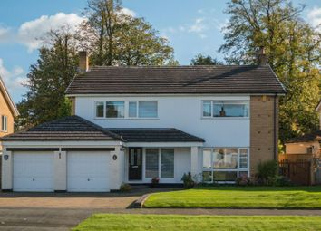 Thumbnail 4 bed detached house for sale in Fir Tree Avenue, Knutsford