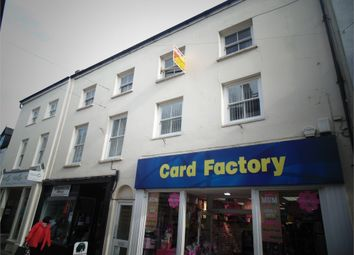 Thumbnail Studio for sale in 21/23 Bridge Street, Haverfordwest, Pembrokeshire