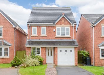 Thumbnail 4 bed detached house for sale in Portland Drive, Winsford, Cheshire West And Chester