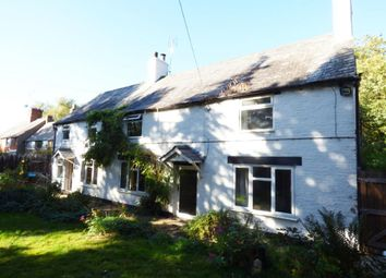 Thumbnail 5 bed cottage for sale in Mill Lane, Alwalton, Peterborough