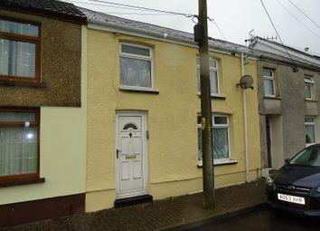 Thumbnail 3 bed terraced house for sale in Commercial Street, Nantymoel, Bridgend, Bridgend.