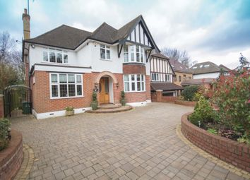 Thumbnail 4 bed detached house for sale in The Avenue, Hatch End, Pinner