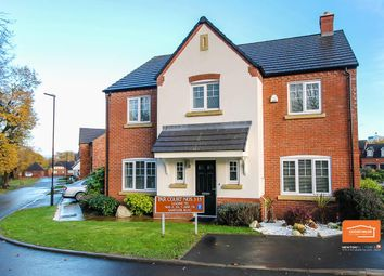 Thumbnail 5 bedroom detached house for sale in Par Court, Bloxwich, Walsall