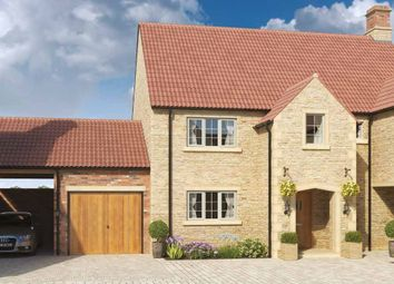 Thumbnail 4 bed link-detached house for sale in Church Farm, Rode