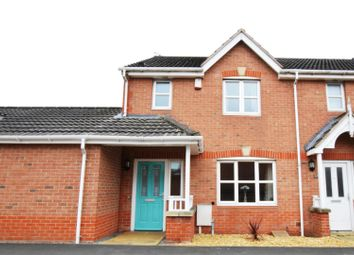 Thumbnail 3 bed end terrace house for sale in North Street, Langley Mill, Nottingham, Derbyshire