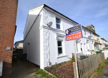 Thumbnail 2 bed end terrace house for sale in Auckland Road, Tunbridge Wells, Kent