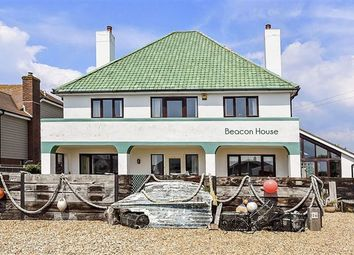 Thumbnail 6 bed detached house for sale in Marine Drive, West Wittering, Chichester