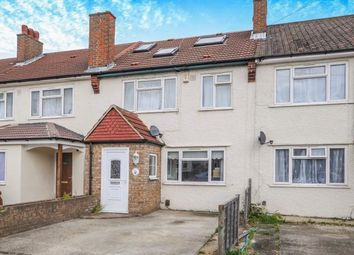 Thumbnail 3 bed terraced house for sale in Chapman Road, Croydon