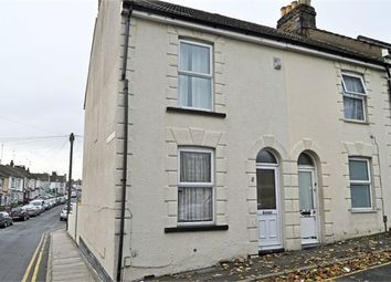 Thumbnail 3 bed end terrace house to rent in Clifton Road, Gillingham