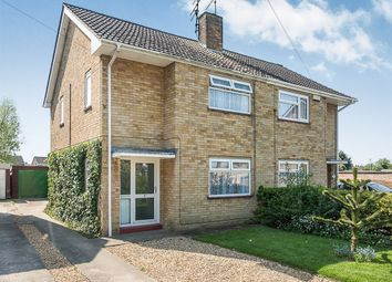 Thumbnail 3 bedroom semi-detached house for sale in Figtree Walk, Dogsthorpe, Peterborough