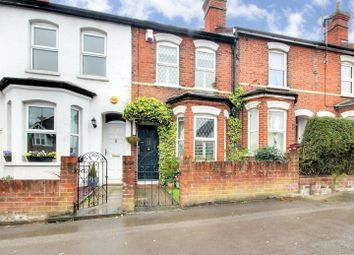 Thumbnail 2 bed terraced house for sale in Grovelands Road, Reading, Berkshire