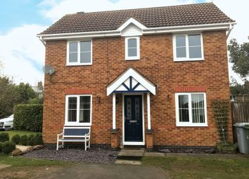 Thumbnail 3 bed terraced house to rent in Amber Close, Rainworth, Mansfield