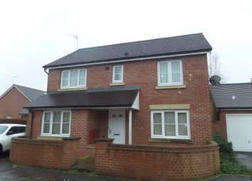 Thumbnail 4 bed detached house to rent in Henlow Drive, Gloucester