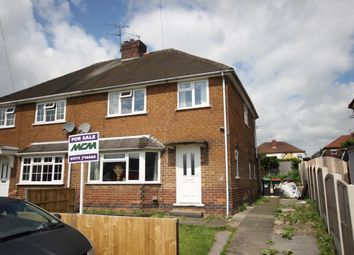 Thumbnail 3 bed semi-detached house for sale in Westdale Road, Jacksdale