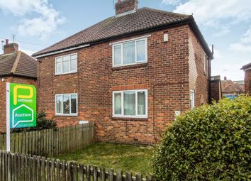 Thumbnail 2 bed semi-detached house for sale in Morris Crescent, Thornley, Durham