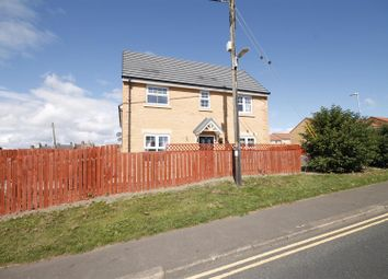 Thumbnail 3 bed semi-detached house for sale in Chadwick Close, Ushaw Moor, County Durham