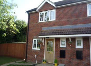 Thumbnail 2 bedroom detached house to rent in Chalkhill Barrow, Melbourn, Nr Royston