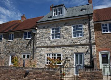 Thumbnail 3 bed terraced house for sale in Brinsley Close, Sturminster Newton