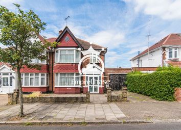 Thumbnail 3 bed semi-detached house for sale in Kingsway, Wembley