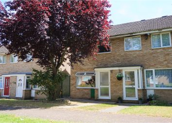 Thumbnail 2 bed end terrace house for sale in Emsworth Grove, Maidstone