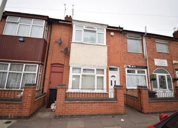 Thumbnail 3 bed terraced house for sale in Freeman Road North, Humberstone, Leicester