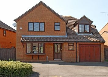Thumbnail 4 bed detached house to rent in Shetland Way, Fleet