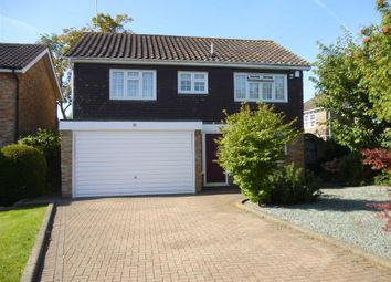 Thumbnail 4 bedroom detached house for sale in Longfield, Loughton, Essex