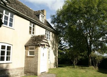 Thumbnail 4 bedroom detached house to rent in 26 Church Hill, Wroughton, Wiltshire