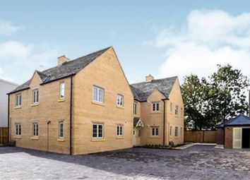Thumbnail 2 bedroom flat for sale in Quercus Road, Tetbury