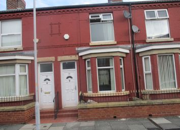 Thumbnail 2 bed terraced house to rent in Upper Brassey Street, Birkenhead