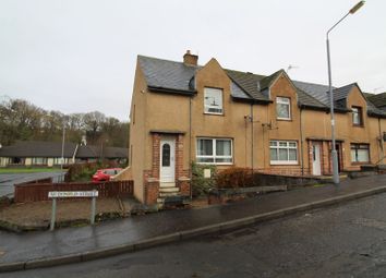 Thumbnail 2 bed end terrace house for sale in Mcdonald Street, Cumnock