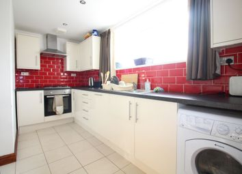 Thumbnail 5 bed flat to rent in Wyeverne Road, Cathays, Cardiff
