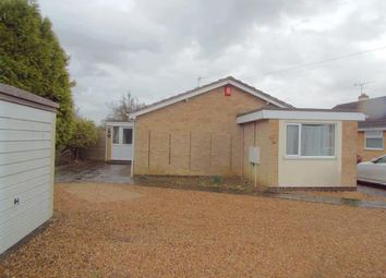 Thumbnail 3 bedroom bungalow for sale in Whiteoaks Road, Oadby, Leicester, Leicestershire