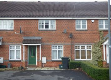 Thumbnail 2 bed terraced house for sale in Lavender Way, Bradley Stoke, Bristol