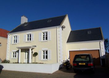 Thumbnail 4 bed detached house for sale in Ruette Des Ecorvees, St Saviour