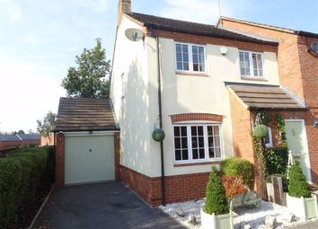 Brook Drive, Ratby, Leicester LE6. 3 bed semi-detached house for sale