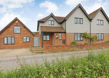 Thumbnail 5 bed detached house to rent in Coldblow, Nonington, Dover