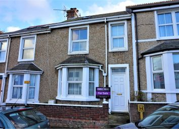3 bed terraced house for sale in Trevena Terrace, Newquay TR7