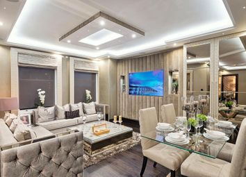 Thumbnail 2 bed flat for sale in Park Mansions, Knightsbridge, London Sw1