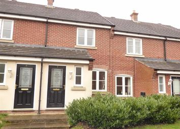 Thumbnail 2 bed terraced house for sale in Dawson Close, Macclesfield, Cheshire