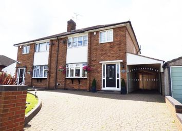 Thumbnail 3 bed semi-detached house for sale in Beake Avenue, Whitmore Park, Coventry