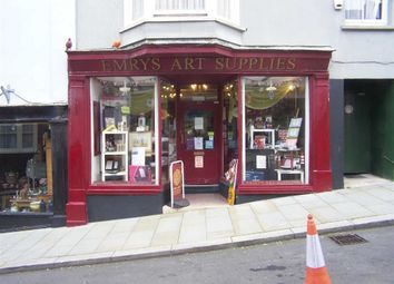 Thumbnail Retail premises for sale in Market Street, Haverfordwest, Pembrokeshire