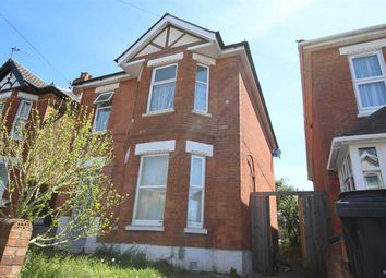 Thumbnail 1 bed flat to rent in Stanfield Road, Winton, Bournemouth