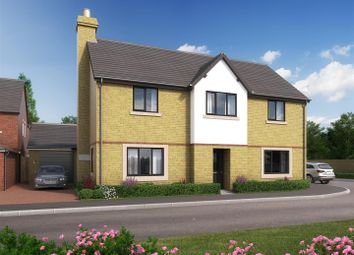 Thumbnail 4 bed detached house for sale in Danes Green, High Street, Silsoe