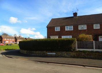 Thumbnail 3 bedroom semi-detached house to rent in Brook Avenue, Alfreton