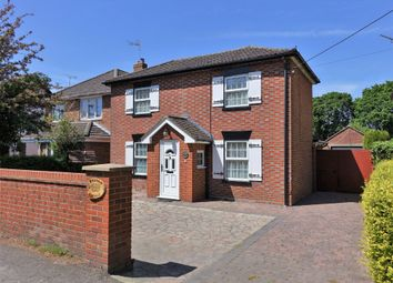 3 bed detached house for sale in Beaulieu Road, Dibden Purlieu, Southampton SO45